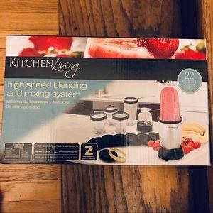 High speed blender&mixer machine by Kitchen Living